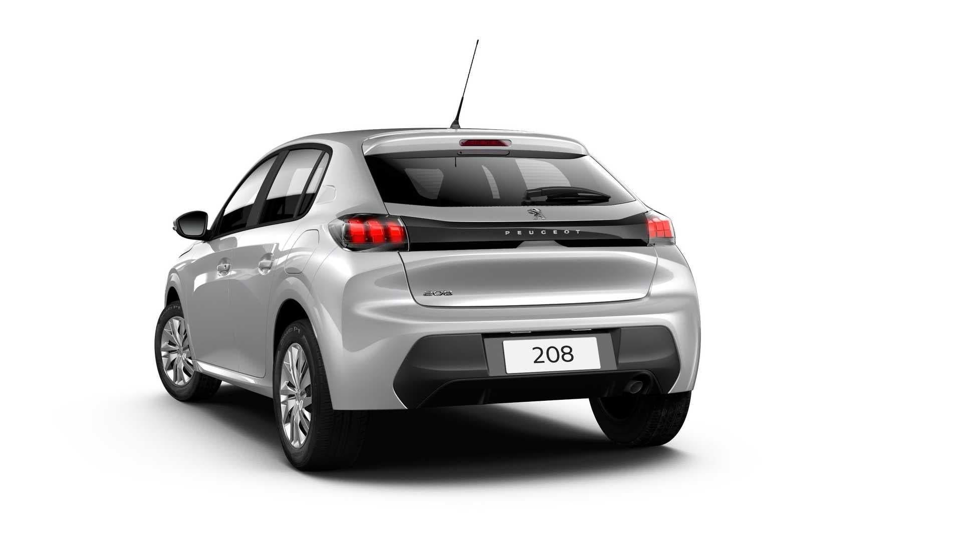 Nuova Peugeot 208 Like Pack Brasile
