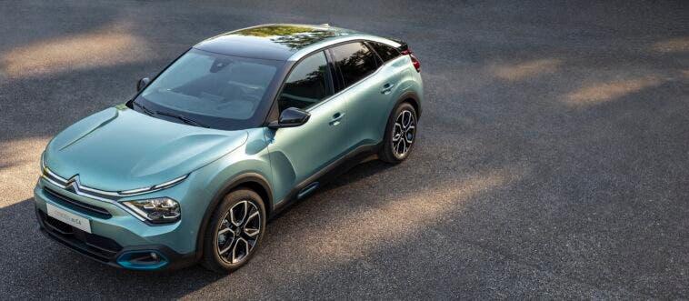 Nuove Citroën C4 e e-C4 abitabilità