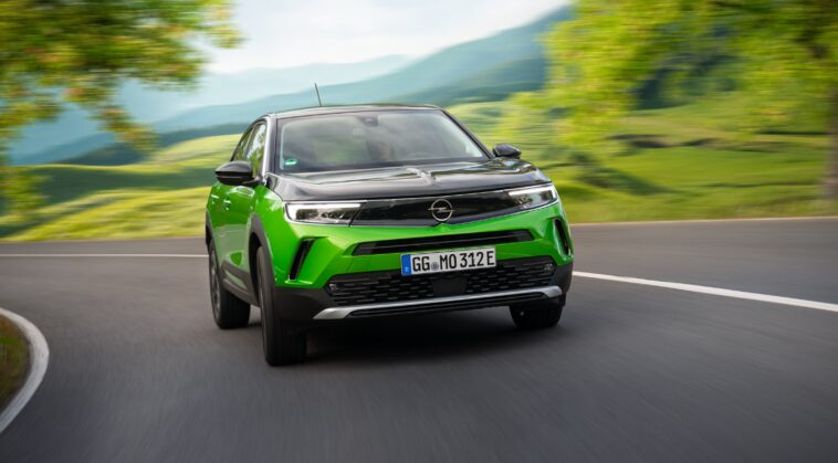 Nuovo Opel Mokka Ulimtate GS Line