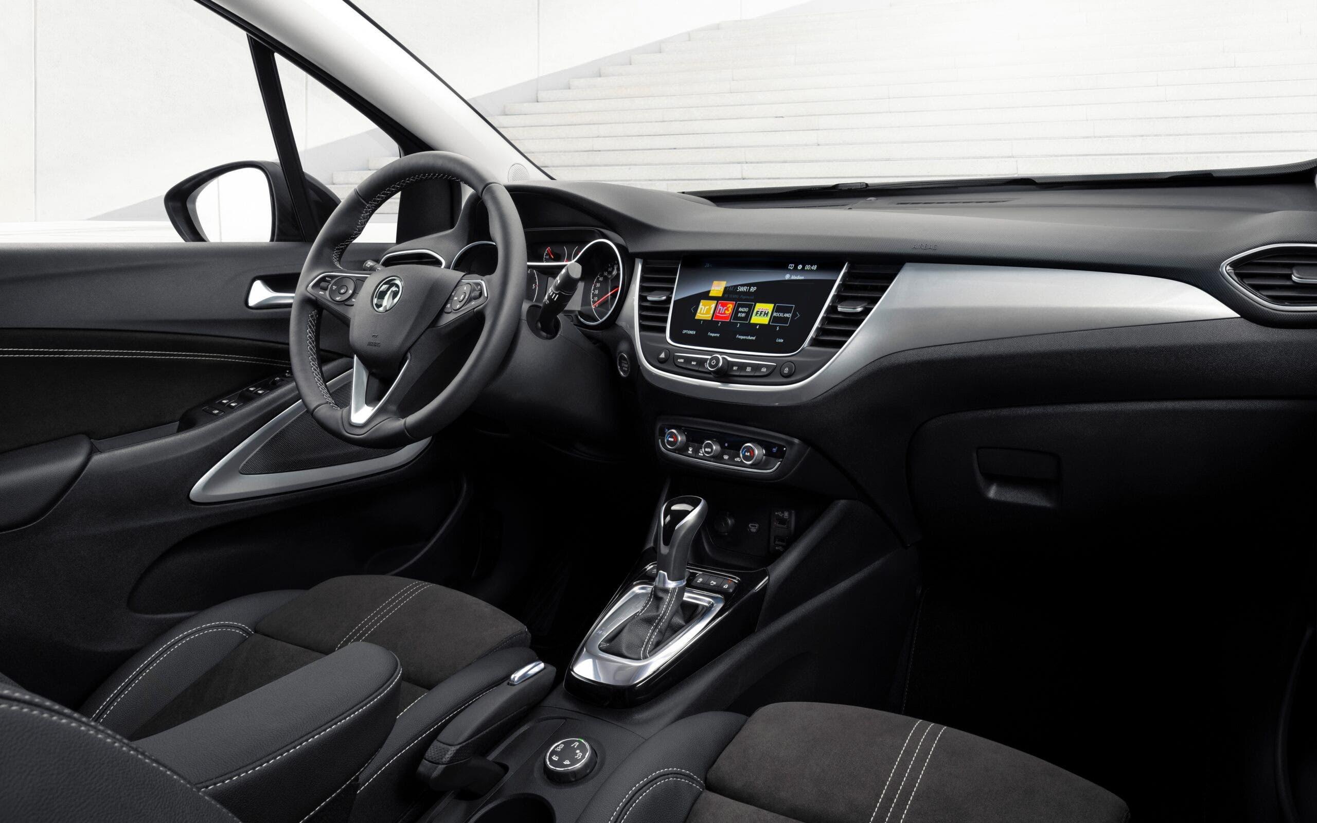 Nuovo Vauxhall Crossland
