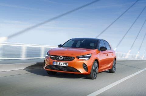Opel Corsa-e Golden Steering Wheel 2020