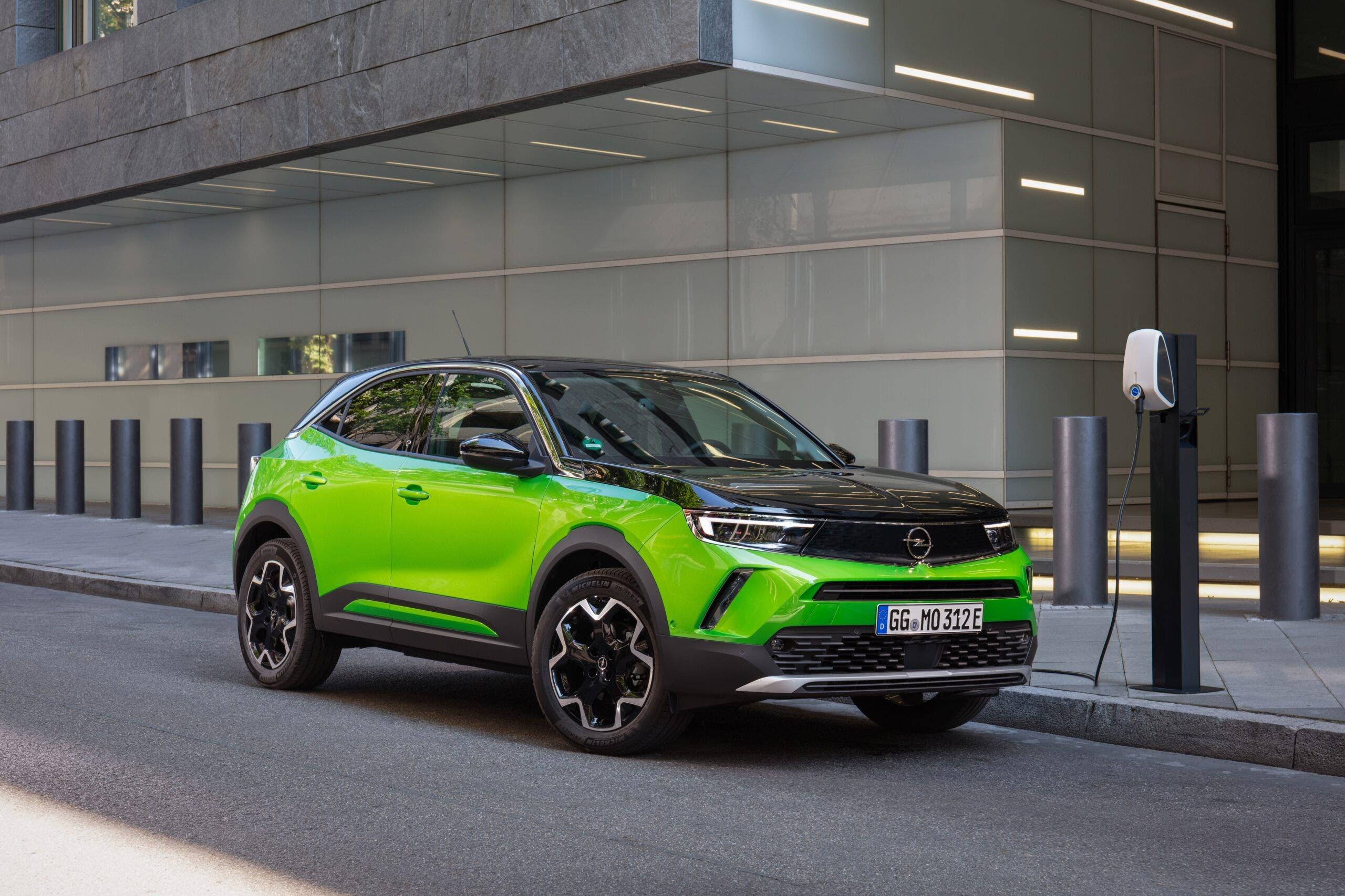 Opel wallbox Germania incentivo