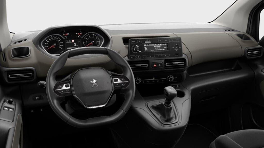 Peugeot Rifter Style