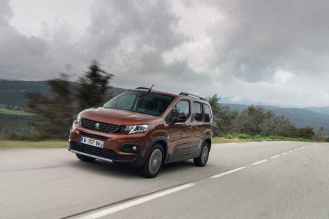 Peugeot Rifter nuova gamma Italia