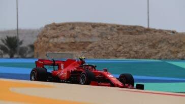 Leclerc Bahrain