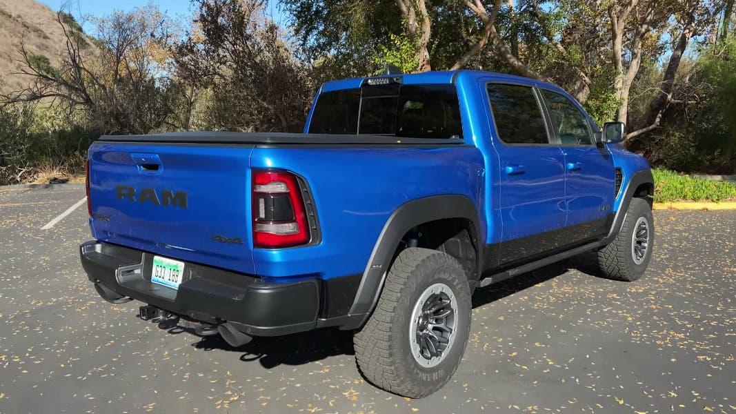 Ram 1500 TRX Doug DeMuro
