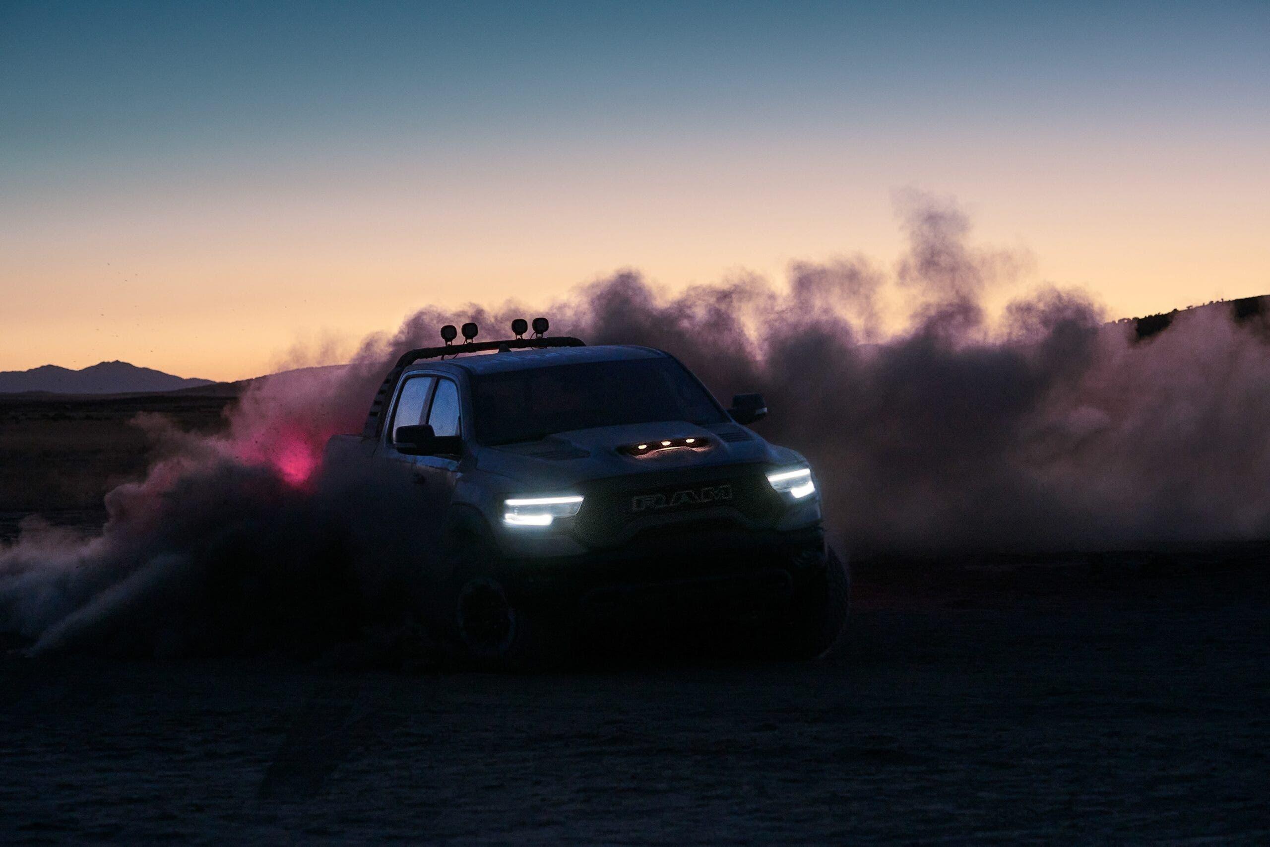 Ram 1500 TRX Utah