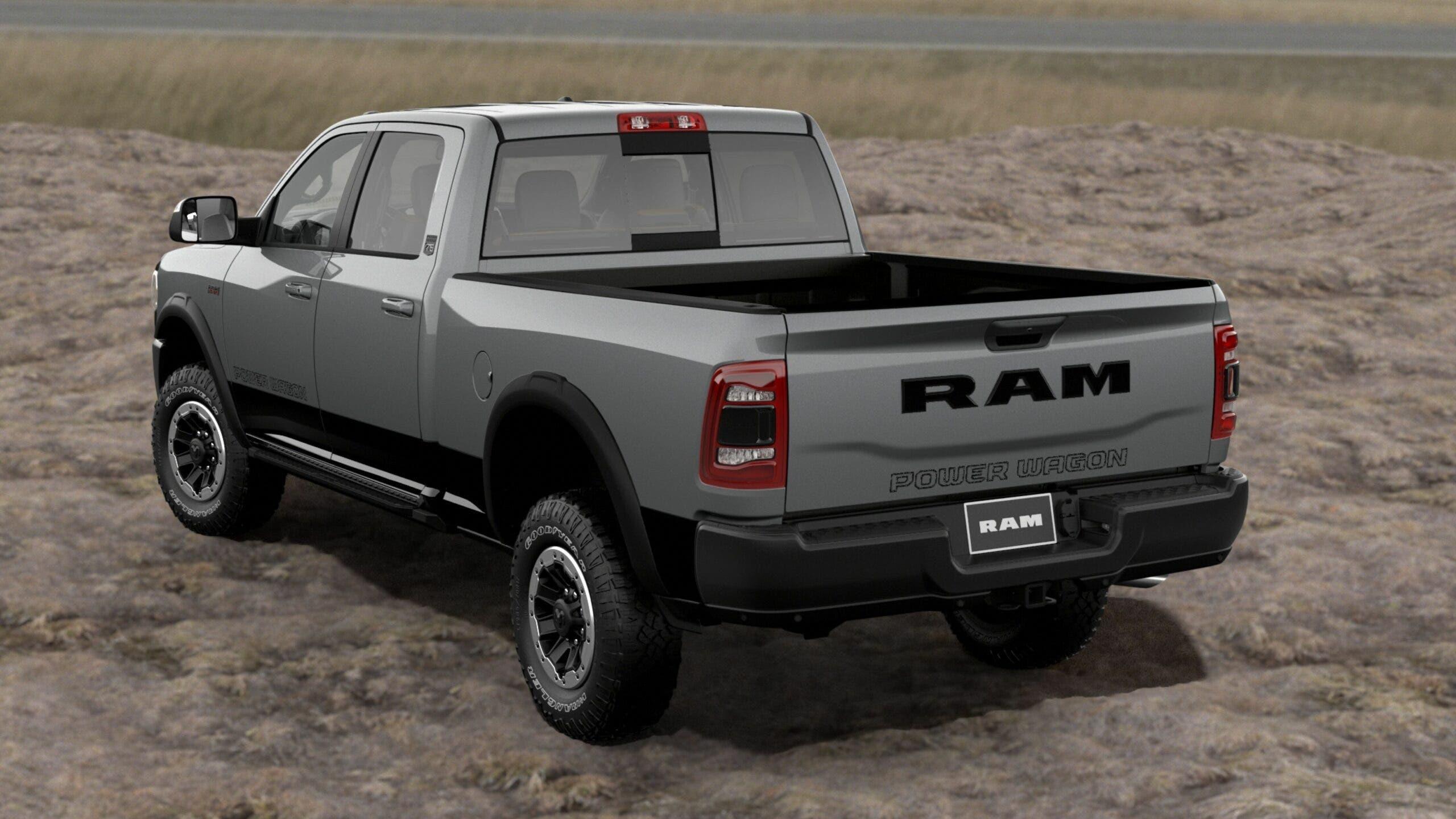 Ram 2500 Power Wagon 75th Anniversary Edition