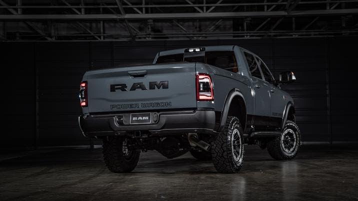 Ram Power Wagon 75th Anniversary Edition 2021