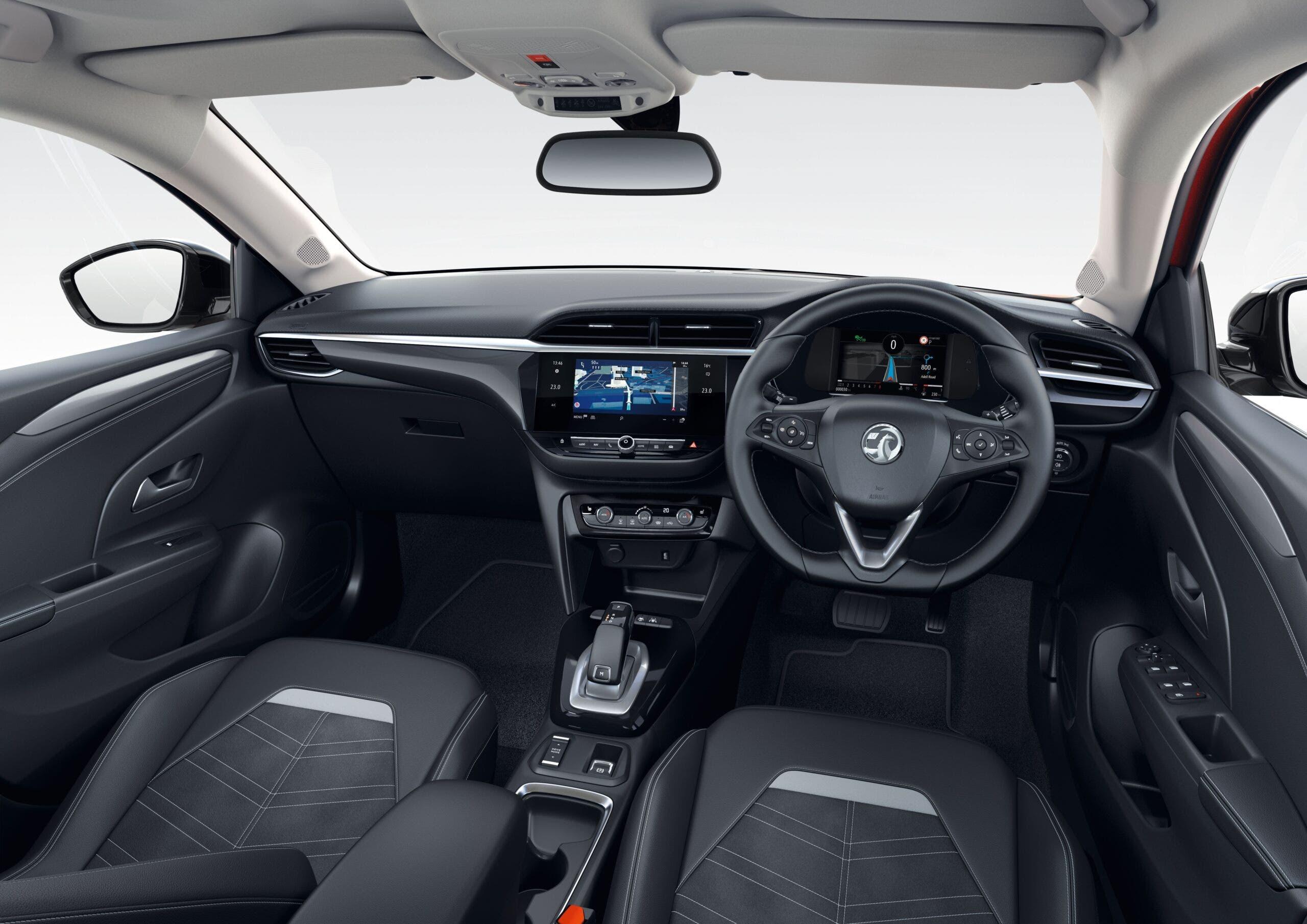 Vauxhall Corsa e Corsa-e 2021
