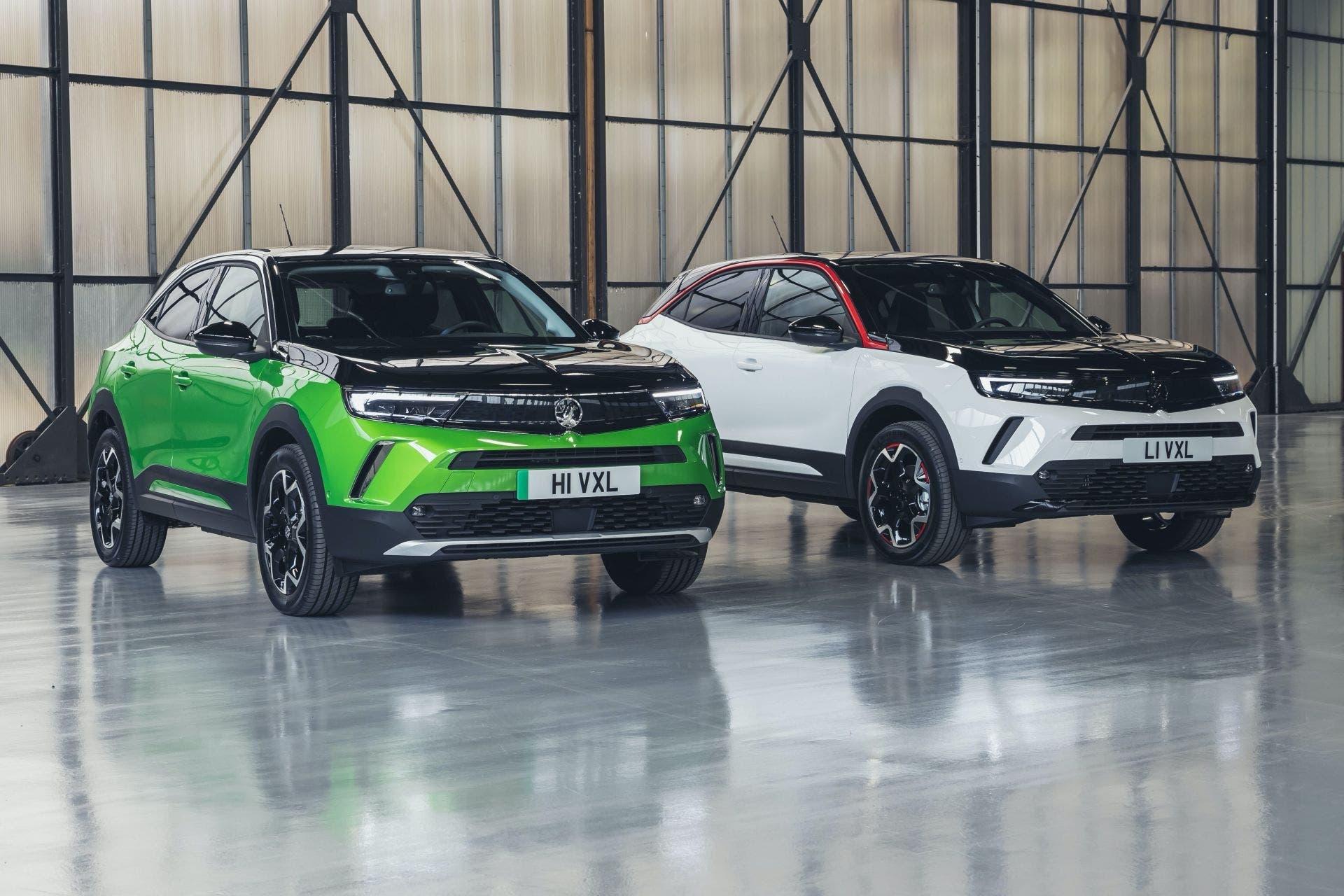 Vauxhall Mokka e Mokka-e 2021 UK