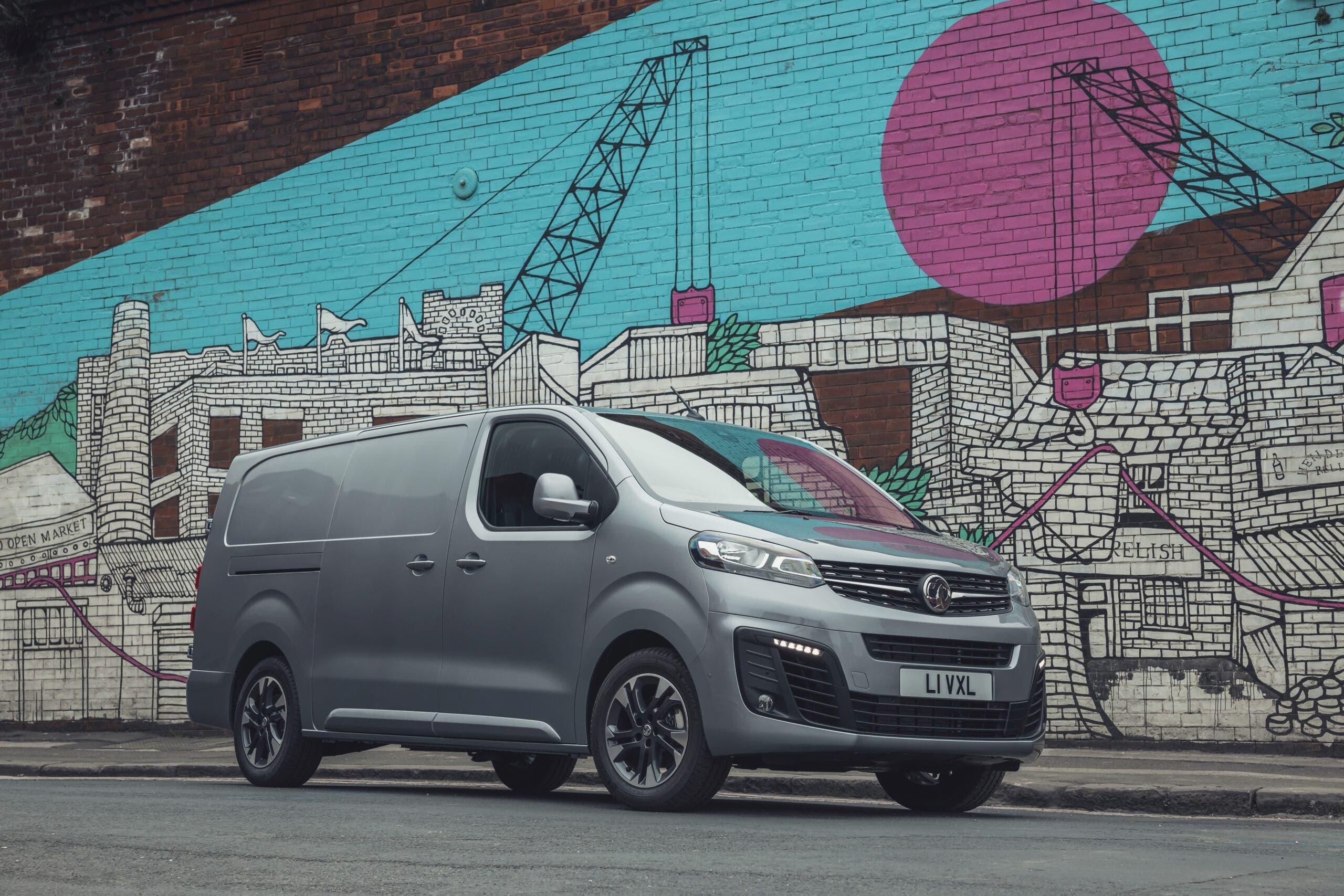Vauxhall Vivaro-e What Car? Van Awards