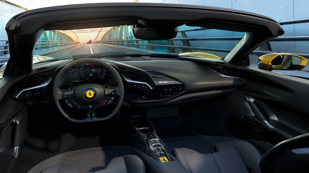 Ferrari SF90 Spider