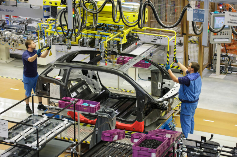 produzione automotive