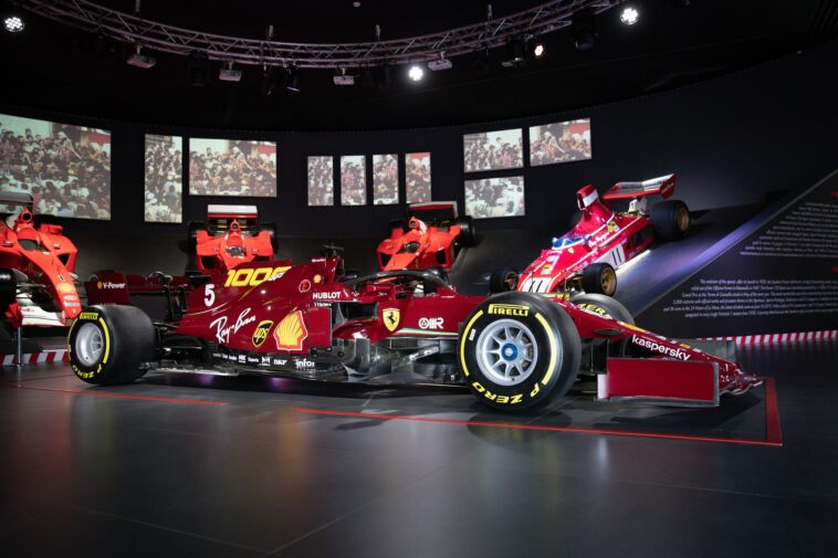 Asta Ferrari