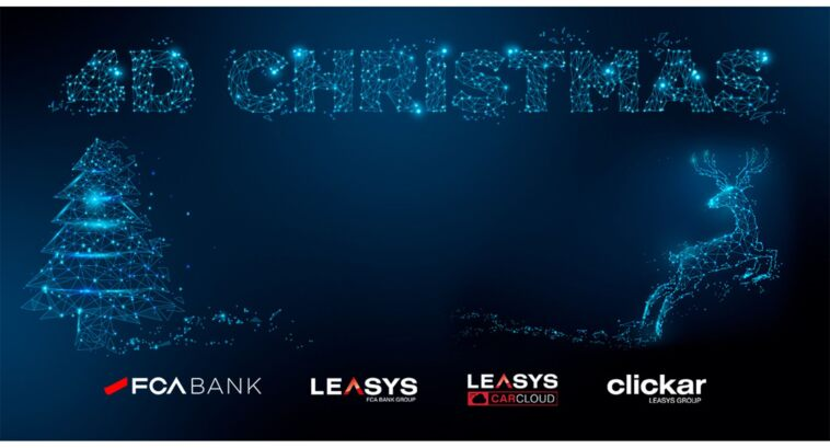 4D Chrystmas by Leasys