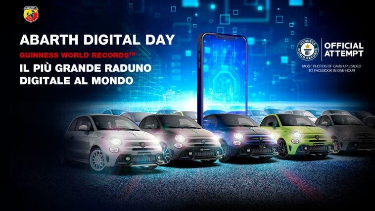 Abarth Digital Day