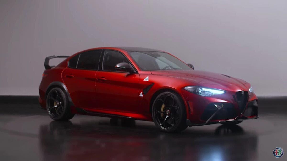 Alfa Romeo Giulia GTA GTAm