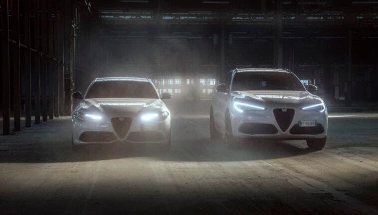 Alfa Romeo Giulia e Stelvio MY 2021