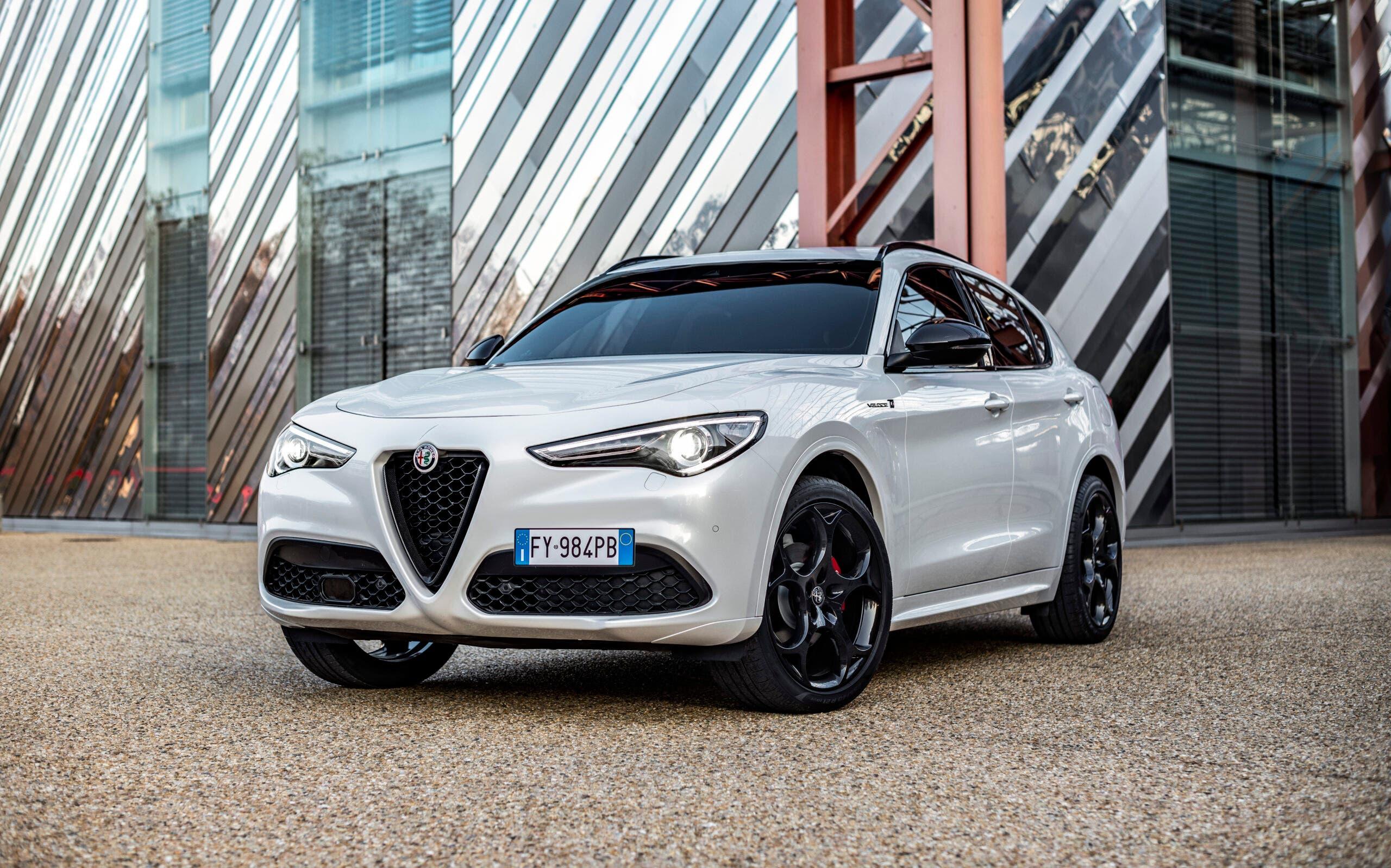 Alfa Romeo Stelvio MY 2021
