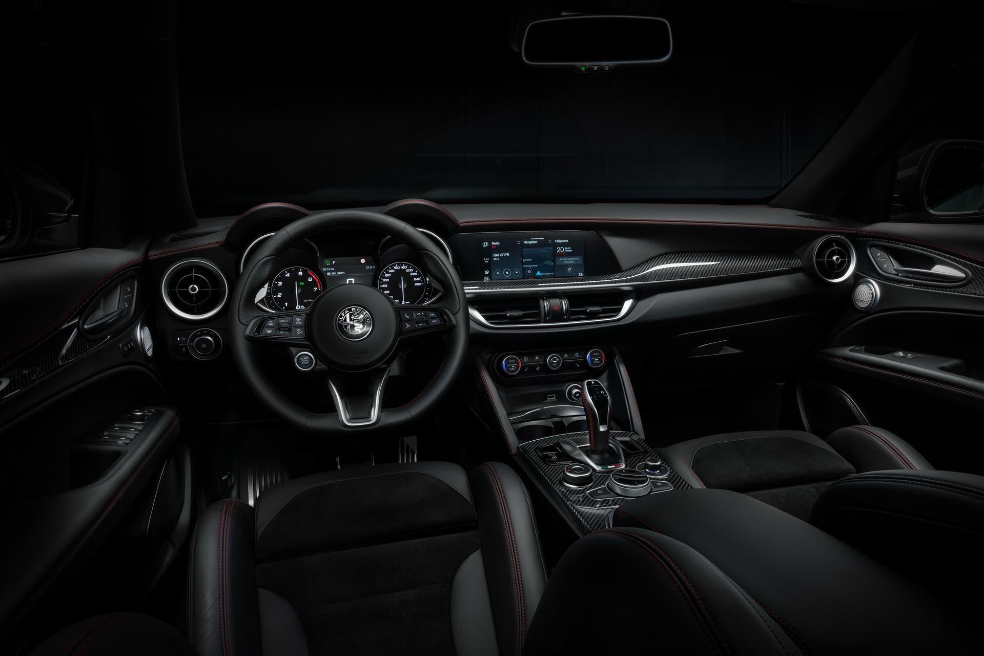 Alfa Romeo Stelvio Veloce Ti Si Ispira Alla Versione Quadrifoglio Clubalfa It