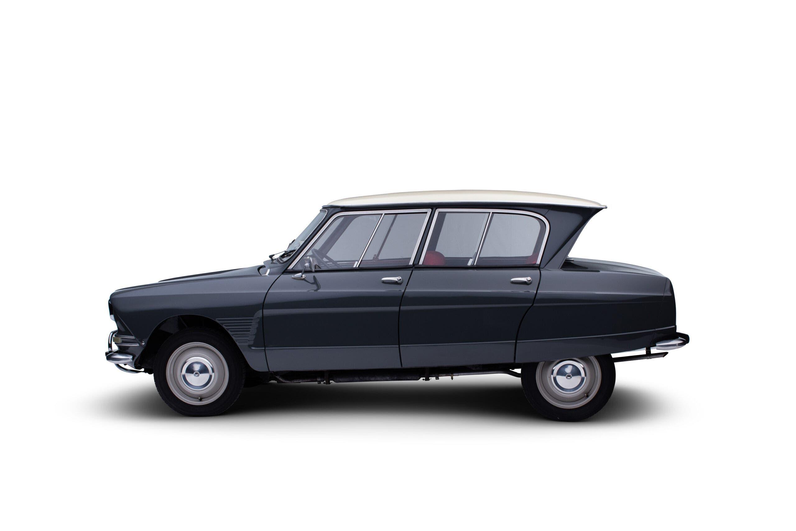 Citroën 92 anni di storia