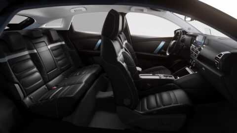 Citroën sedili