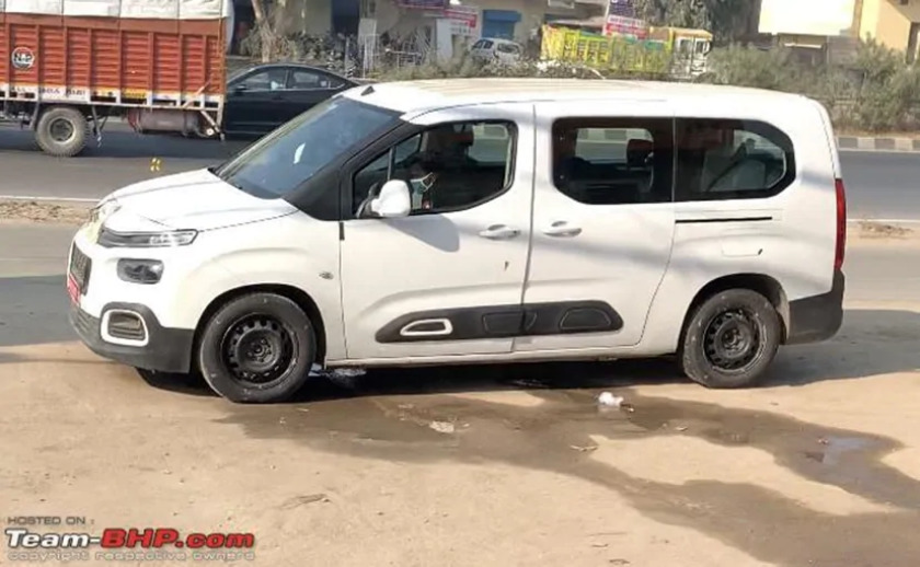 Citroën Berlingo prototipo India