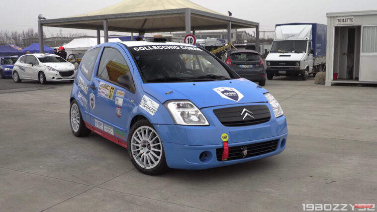 Citroën C2 R2 Max