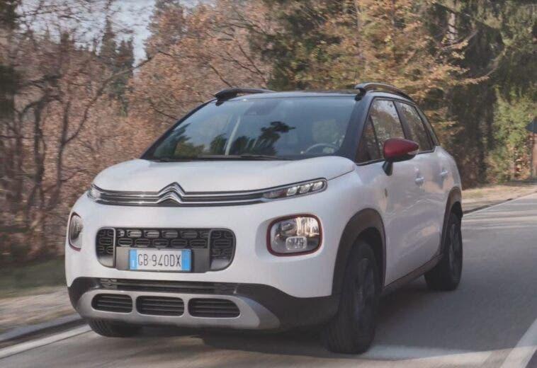 Citroën C3 Aircross modularità versatilità