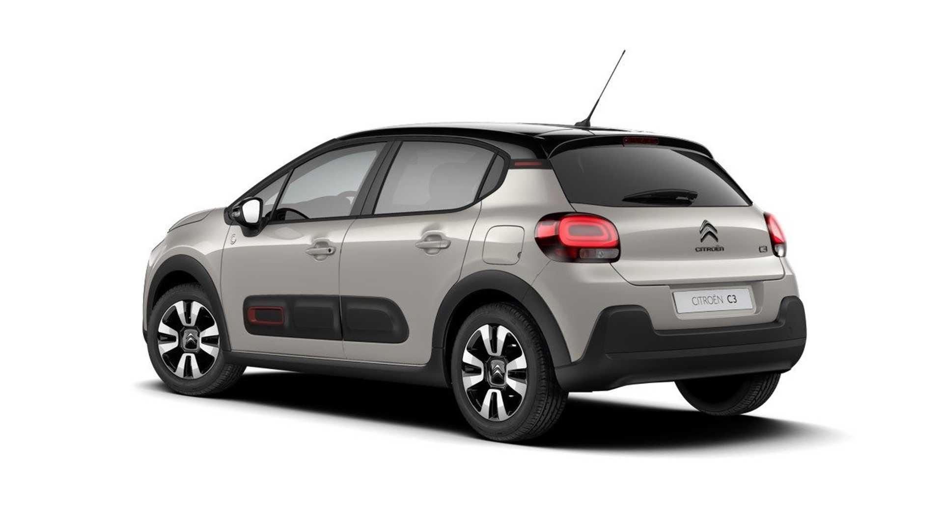 Citroën C3 C-Series