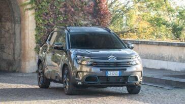Citroën C5 Aircross Hybrid Plug-In Verona Monti Lessini