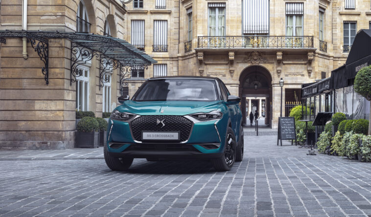DS 3 Crossback DS Smart Access
