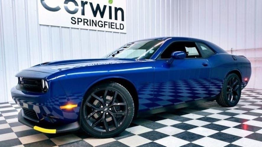 Dodge Challenger 2021 concessionaria USA