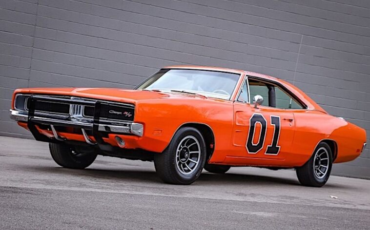 Dodge Charger clone Generale Lee