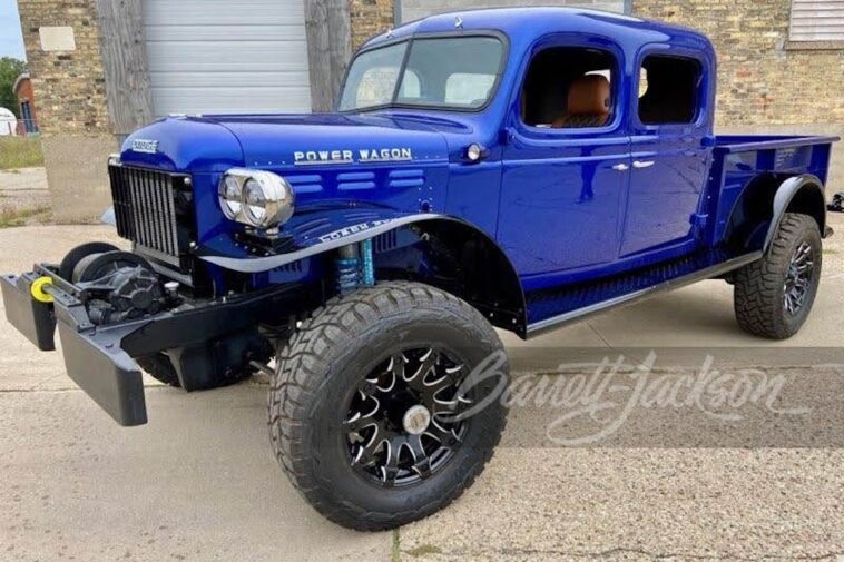 Dodge Power Wagon 1952 asta