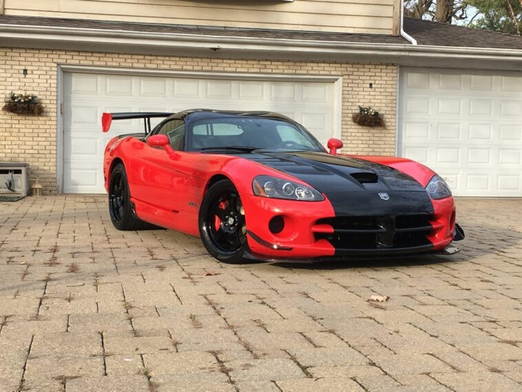 Dodge Viper ACR 2008 asta online