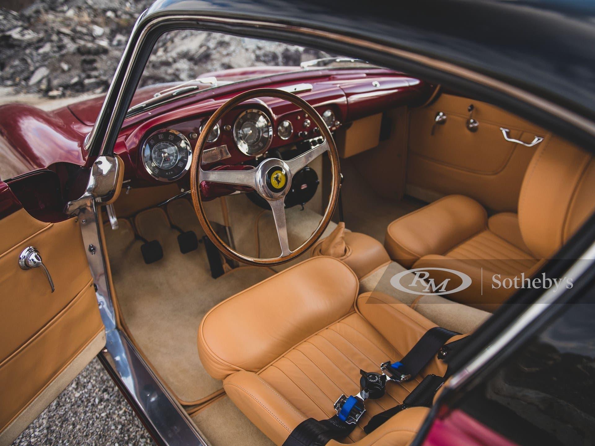 Ferrari 250 GT Coupé lega asta