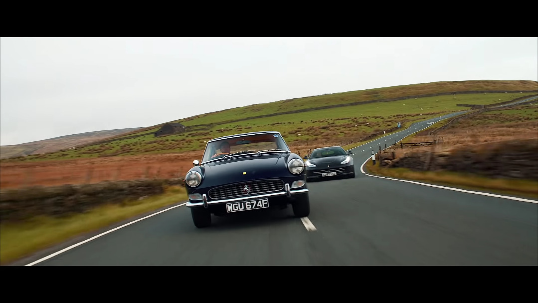 Ferrari 330 GT 2+2 vs GTC4Lusso The Supercar Driver