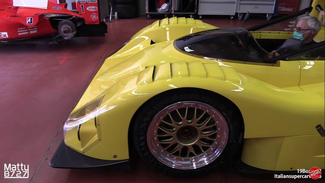 Ferrari 333 SP Mugello