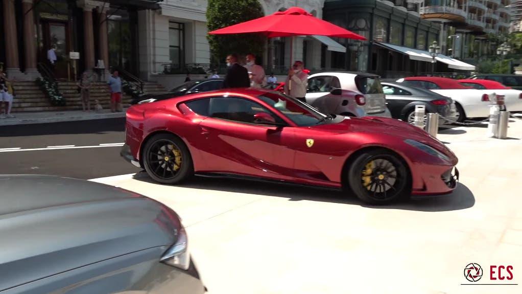 Ferrari 812 Superfast Monaco