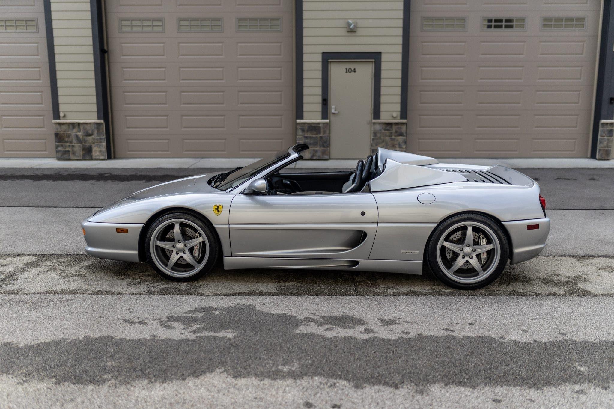 Ferrari F355 Spider 1998 asta online