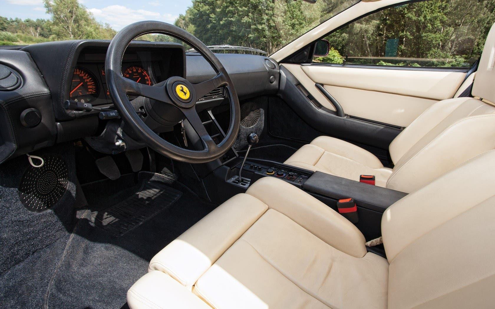 Ferrari Testarossa storia