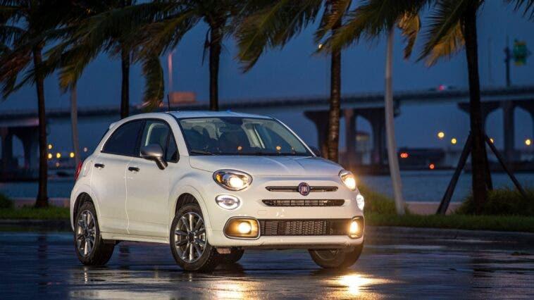 Fiat 500X 2021 USA