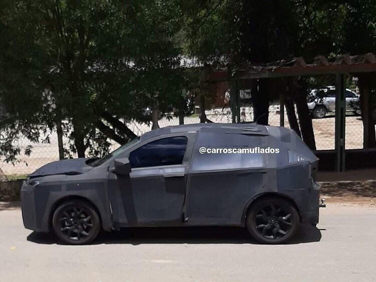 Fiat Argo SUV