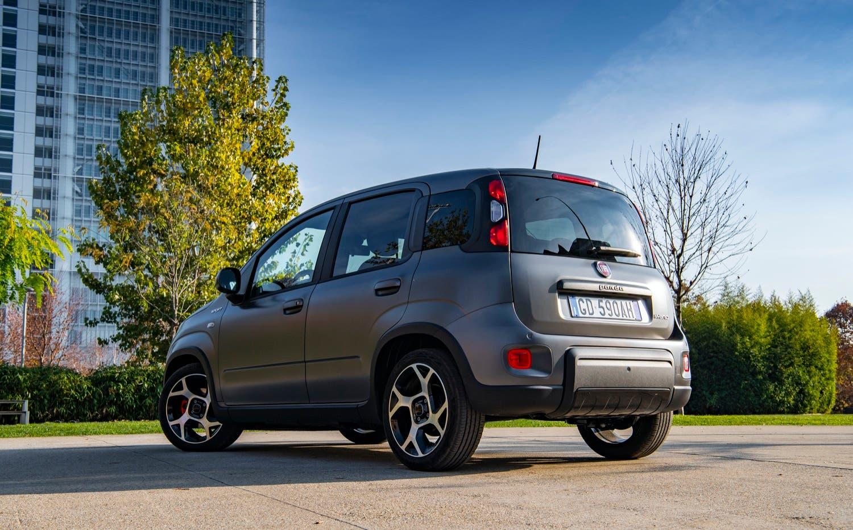Fiat Panda deporte