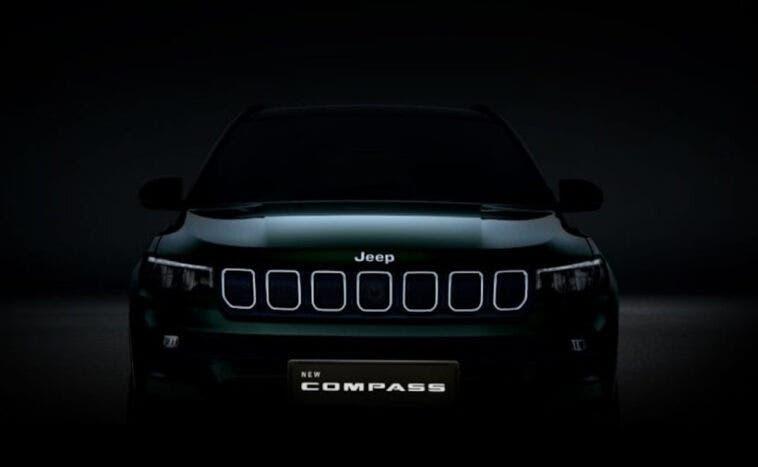 Jeep Compass 2021 foto ufficiali