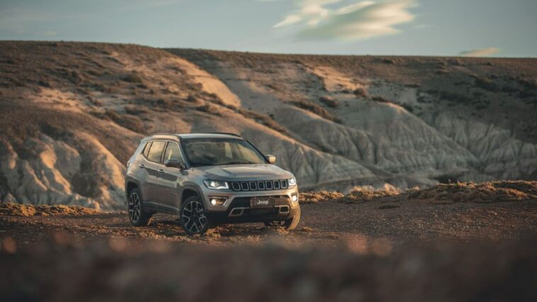 Jeep Compass Limited Plus TD