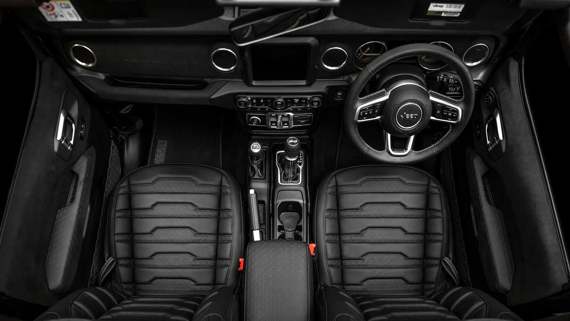 Jeep Wrangler JL Launch Edition Sterling Automotive