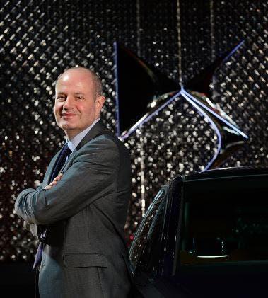 Jules Tilstone nuovo amministratore delegato DS Automobiles UK
